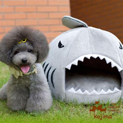 dog shark bed shark dog bed