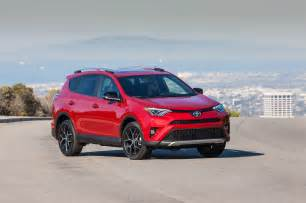 Pictures Of A Toyota Rav4 2017 Toyota Rav4 Reviews And Rating Motor Trend