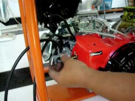 Mesin Pompa Air konverter kit lpg untuk mesin pompa air atau genset 3