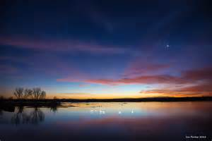 the light of dawn evanescent light bosque del apache