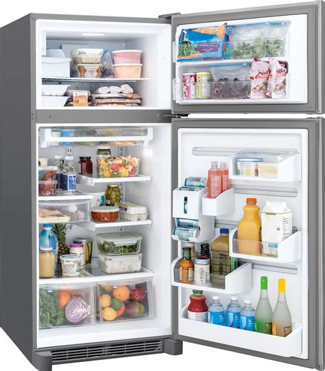 top of fridge storage refrigerator buying guide appliances connection