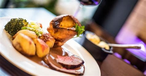 sunday lunch with for the sunday lunch in bristol these are the 10 most amazing