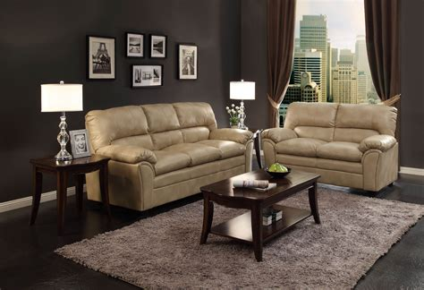 Taupe Living Room Furniture by Talon Taupe Living Room Set From Homelegance 8511tp 3