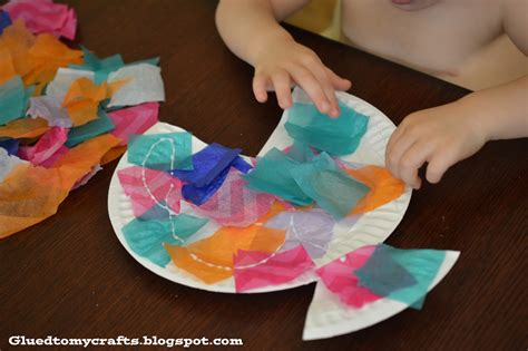 Paper Fish Craft - redirecting