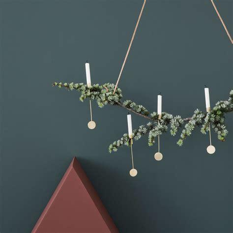 Kerzenhalter Weihnachtsbaum by Ferm Living Weihnachtsbaum Kerzenhalter 4er Set