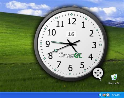clock wallpaper for windows xp digital big clock for desktop windows xp free download