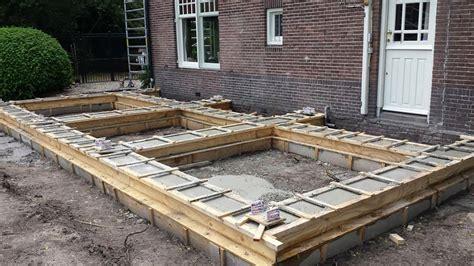 Beton Voor Fundering by Fundering Maken Exclusief Beton