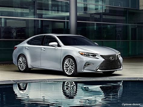 Lu Led Kaizen the all new es has arrived lexus es 350 revs up style and
