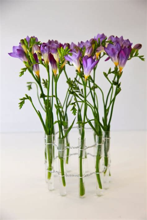 Free Pictures Of Flowers In Vases by Decorate With Test Bases 10 Micro Stylish Ideas