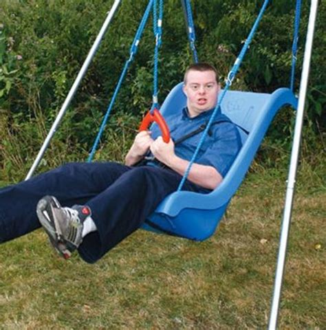 tfh special needs swing high backed full support swing seats free shipping