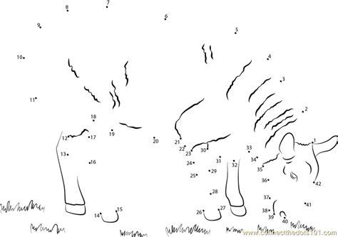 printable dot to dot sheep sheep eating grass dot to dot printable worksheet