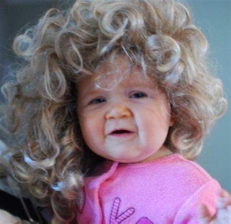 Hairstyles For Baby Hair by Baby Curly Haircut Styles Www Imgkid The