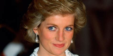 Princess Diana Blue this is why princess diana stopped wearing signature