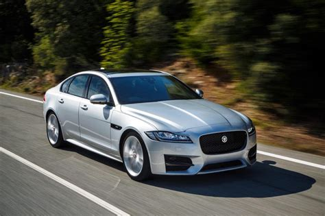 Jaguar XF review: BMW and Mercedes have a serious British