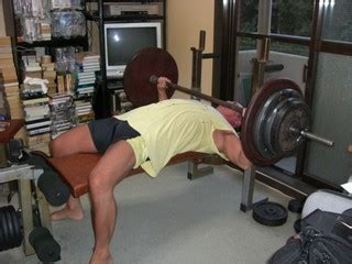 bench pressing alone doing bench press alone at home what would you do if