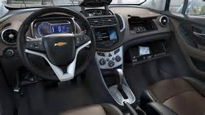 Chevrolet Trax Inside Chevrolet Trax 2016 Image 5