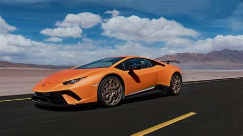 Lamborghini Pics Lamborghini Hurac 225 N Performante Technical Specifications