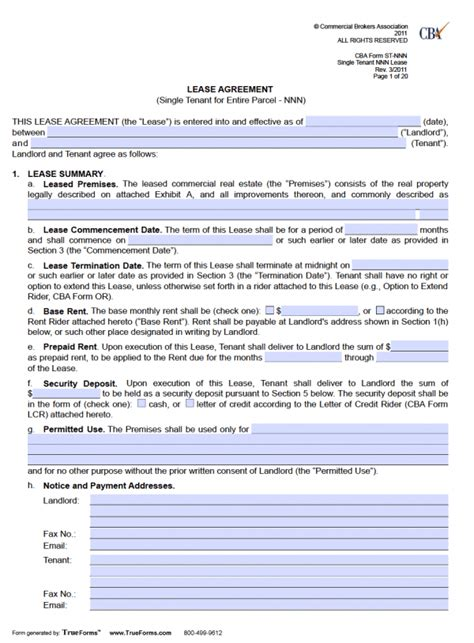 net lease agreement template stunning net lease template gallery resume ideas