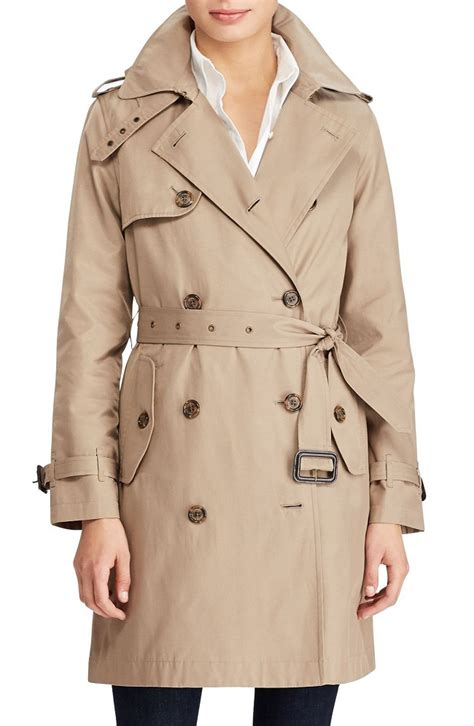 khaki trench coat wardrobe mag