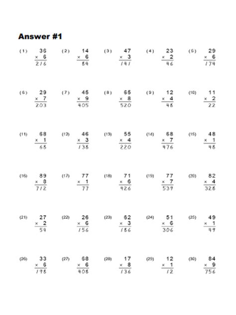 printable math worksheets answer key 13 best images of practice geometry worksheet answer key