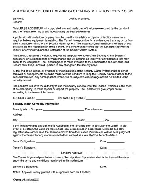 consent letter landlord consent letter format from landlord 28 images best