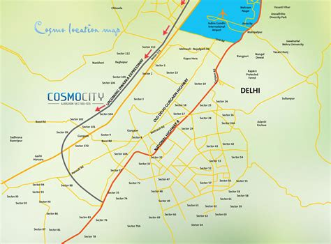 cosmopolitan city era cosmo city phase i sector 103 gurgaon