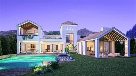 home casa estepona la resina the heights estepona brand new luxury villa for sale
