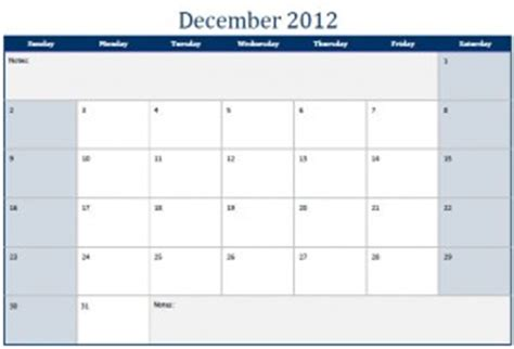 Academic Calendar 2011 12 Template
