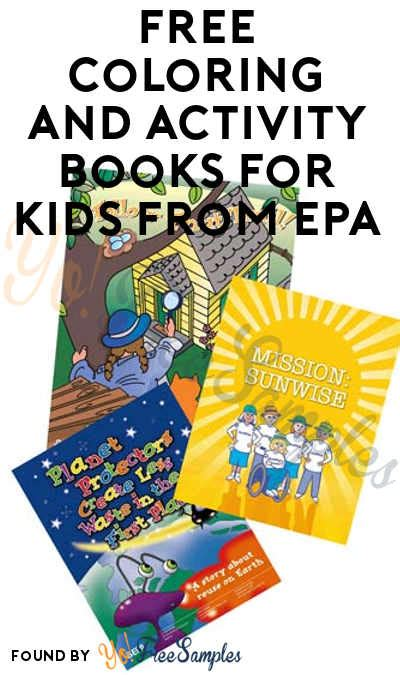 free coloring books by mail free coloring and activity books for from epa