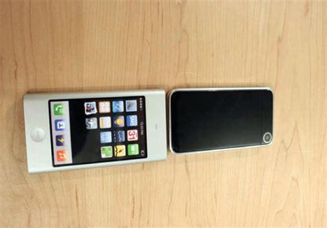 early  iphone prototypes revealed