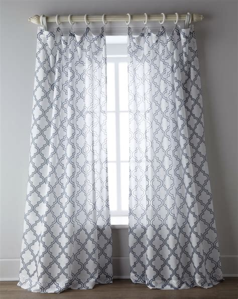 white and grey curtains blue grey and white curtains home design ideas
