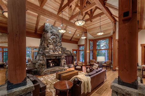 Lodge Style Home Decor Lovely Lodge Style Interior Design 76 With Additional Interior For House With Lodge Style
