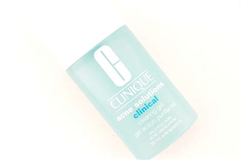 Clinique Acne Solutions Clearing Moisturizer clinique acne solutions clinical clearing gel