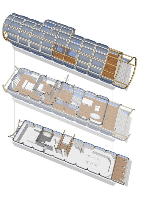 Pontoon Houseboat Floor Plans by Houseboats Plans Learn How Selly Marcel
