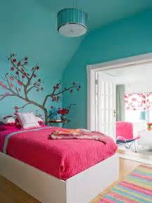 Girls Bedroom Color Ideas Colorful Girl Bedroom Design Ideas Teenage Girl Bedroom
