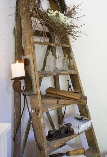 27 best images about ladder ideas on pinterest ladder decor gray rugs and charms
