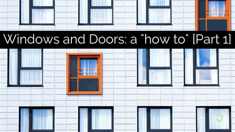 choosing windows read this before choosing your windows and doors