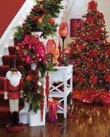 romantische dekoration weihnachtsdeko in rot f 252 r eine romantische feststimmung