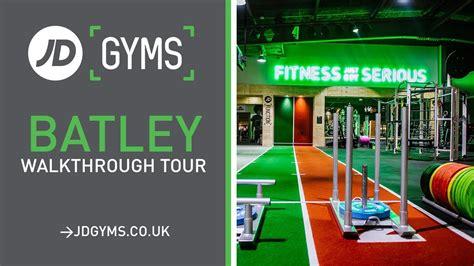 jd gyms batley walkthrough  youtube
