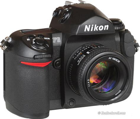 Kamera Nikon F100 nikon f6 review