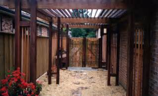 Oriental Pergola Designs by Japanese Pergola Plans Submited Images