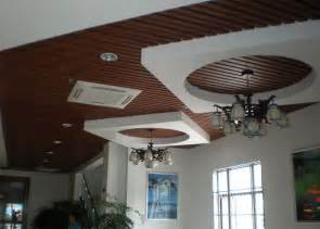 Ceiling Roof recyclable decorative ceiling tile wood plastic