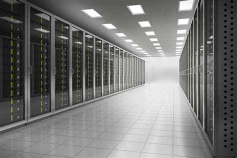 Server Rooms by Cloud Computing Servers And Virtualization The Future