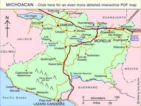 imagenes satelitales de zitacuaro michoacan what are some good maps which show the various regions of