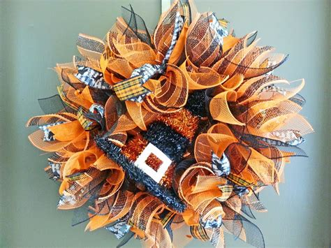 how to make wreath how to make a mesh wreath 30 diys with