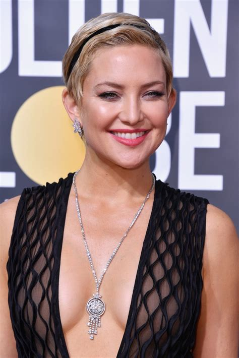 Kate Hudson's Hair at the 2018 Golden Globes   POPSUGAR Beauty