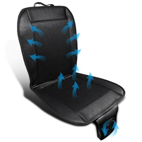 air seat cushion truck car truck cooling 12v electric fan car seat cold air