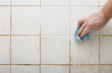 how to clean bathroom grout mold how to clean tile grout easily 10 diys shelterness