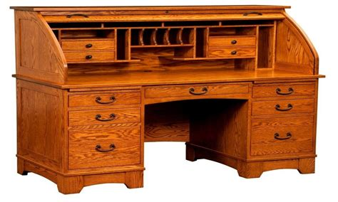 solid oak roll top desk used solid oak roll top desk hostgarcia
