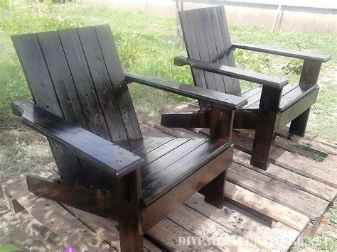 sedie con pallet sedia da giardino con palletmobili con pallet mobili con